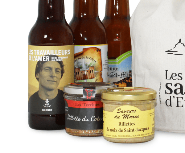 """cadeau entreprise coffret La Bru """"Apéro"""""""