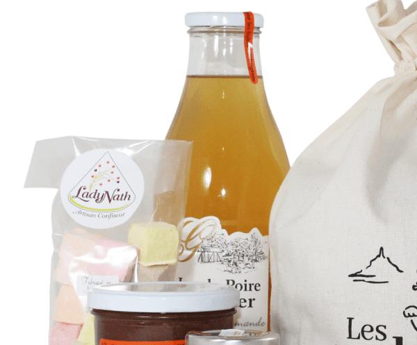 """cadeau entreprise coffret La Bru """"Sucrée"""""""