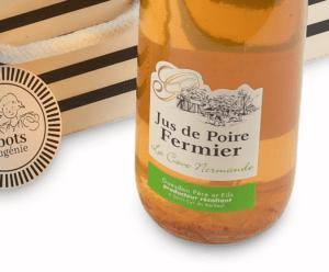 """cadeau entreprise coffret La Belle-Mère """"Terroir"""""""