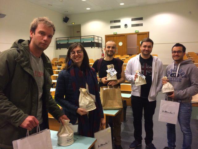 Hôpitaux de Saint-Lô et Coutances : Des Poucs' pour les internes !