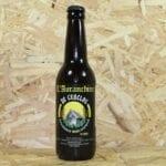 """cadeau entreprise coffret Bière Blonde Bio """"l'Avranchine"""" (33cl) - Brasserie de l'Enclos"""