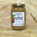 cadeau entreprise coffret Purée de Pomme Bio 360g - Le Goût des Champs